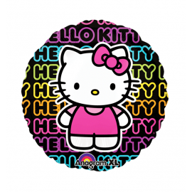 "3 Pack of Jumbo 32"" Hello Kitty Tween Balloons"