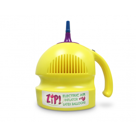 Zip Electric Air Inflator for Latex Balloons