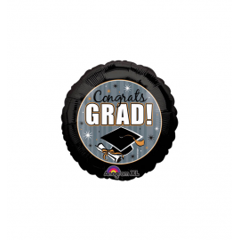 """""""You Did It!"""" High School/College Graduation Balloons (3 pack)"""