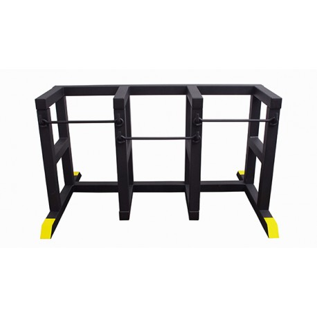 Safety Stand for 3 Cylinders