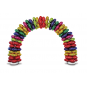 Foil Balloon Arch Kit (Includes Inflator)