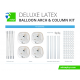 Latex Arch Column Kit without Balloon Inflator (Hardware Only)