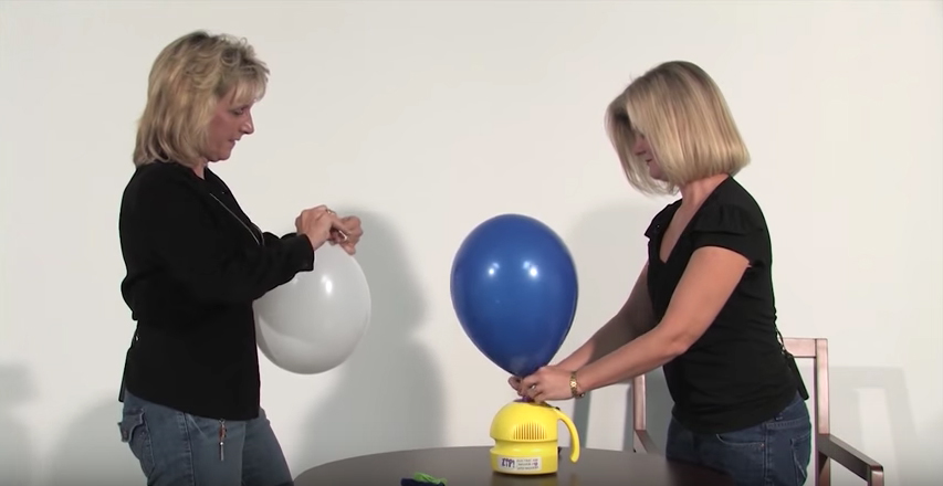 How to make a balloon arch - Step 3
