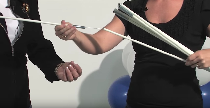 How to make a balloon arch - Step 5