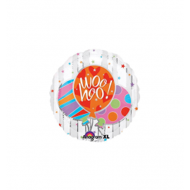 Woo Hoo! Balloon (3 pack)