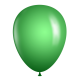 "11"" Latex Balloons - Green"
