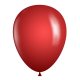 "11"" Latex Balloons - Red"