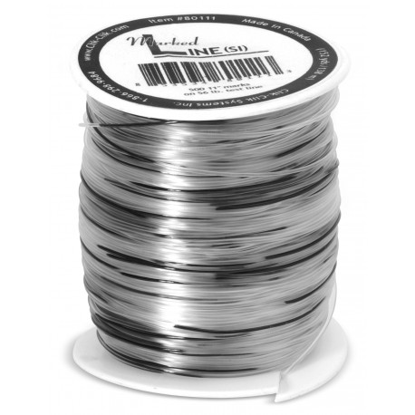 Marked Monofilament Line