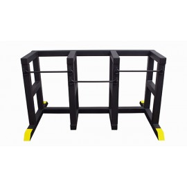 Triple Cylinder Safety Stand