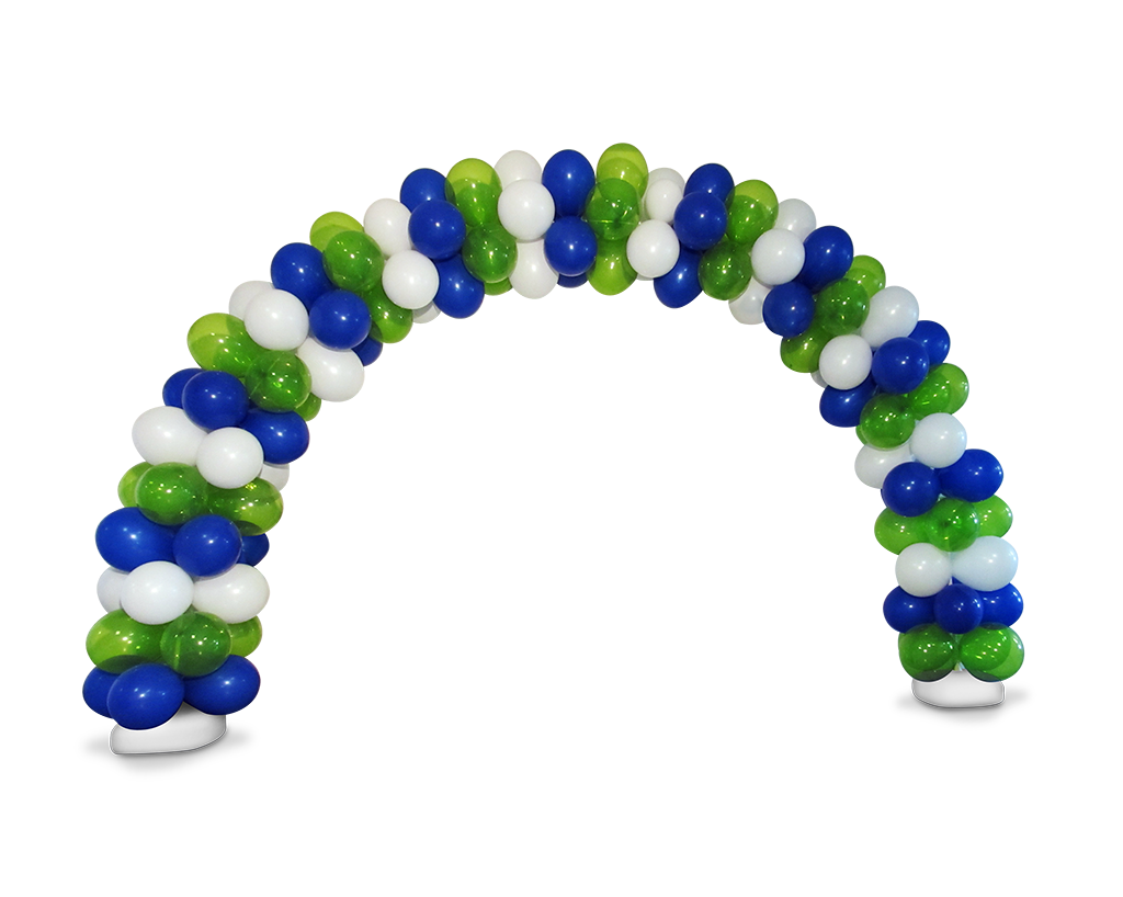 Latex Balloon Arch Kit (Includes Inflator)