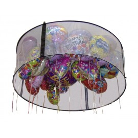 6 ft Round Pop-up Ceiling Balloon Corral